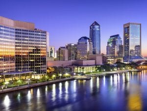 Downtown Jacksonville apartments